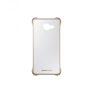 Samsung EF-QA310CFEGWW A310 Clear Cover Gold Mobil