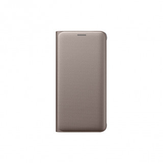 Samsung EF-WG928PFE Gold Flip Tok S6 Edge+ Mobil