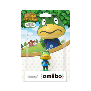 Kapp'n amiibo figura (Animal Crossing Collection) Ajándéktárgyak