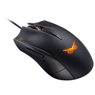 ASUS Strix Claw Dark Gamer egér PC