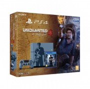 Playstation 4 (PS4) 1TB (Limitált Kiadás) + Uncharted 4 A Thief's End PS4