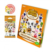 Animal Crossing Collector's Album (2. Széria) + Kártyacsomag AJÁNDÉK