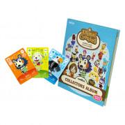 Animal Crossing Collector's Album (3. Széria) + Kártyacsomag AJÁNDÉK