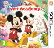 Disney Art Academy 3DS