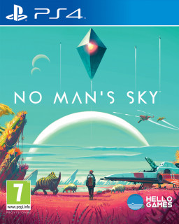 No Man's Sky PS4
