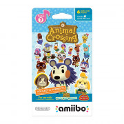 Animal Crossing amiibo Cards (Series 3) AJÁNDÉK