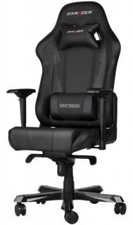 Gamer szék DXRacer King Fekete (GC-K06-N-S3) PC