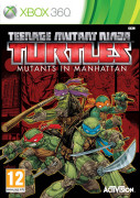 Teenage Mutant Ninja Turtles Mutants in Manhattan XBOX 360
