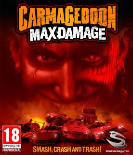 Carmageddon Max Damage Xbox One