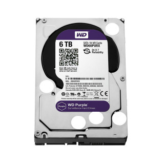 Western Digital Purple 6TB 3,5