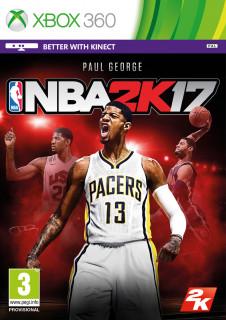 NBA 2K17 Xbox 360