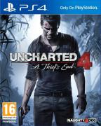 Uncharted 4 A Thief's End (használt) PS4
