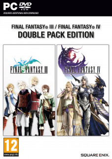 Final Fantasy III (3) & IV (4) Bundle PC