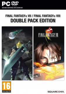 Final Fantasy VII (7) & VIII (8) Bundle PC