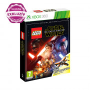 LEGO Star Wars The Force Awakens Limitált X-Wing Kiadás XBOX 360