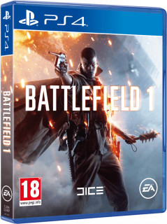 Battlefield 1 (használt) PS4