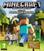 Minecraft Favourites Pack Edition XBOX ONE