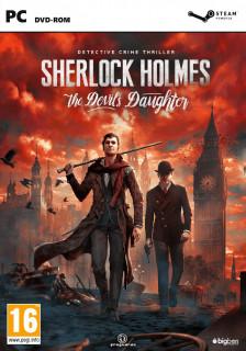 Sherlock Holmes The Devil's Daughter PC