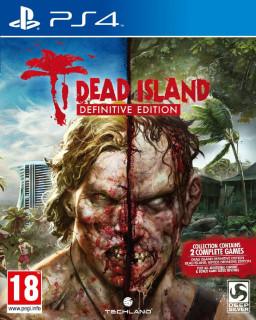 Dead Island Definitive Edition (használt) PS4