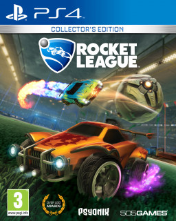 Rocket League Collector's Edition (használt) PS4