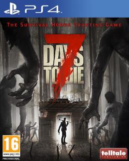 7 Days to Die (használt) PS4