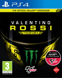 Valentino Rossi The Game PS4