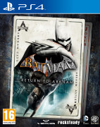Batman Return to Arkham (használt) PS4
