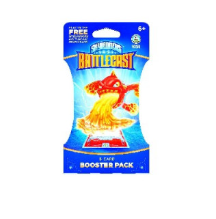 Skylanders Battlecast Booster Pack Ajándéktárgyak