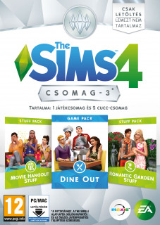 The Sims 4 Bundle 3 PC
