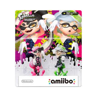 Sisters amiibo - Splatoon Collection Ajándéktárgyak