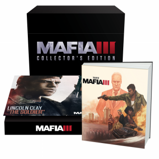Mafia III (3) Collector's Edition PS4