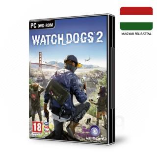 Watch Dogs 2 (Magyar felirattal) PC