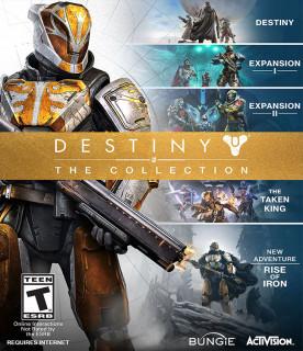 Destiny The Collection (használt) Xbox One