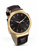 Huawei W1 Watch Gold + Brown leather Mobil