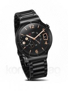 Huawei W1 Watch Black + Black link Mobil