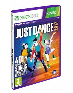 Just Dance 2017 (használt) Xbox 360