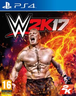 WWE 2K17 (használt) PS4