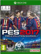 Pro Evolution Soccer 2017 (PES 17) XBOX ONE