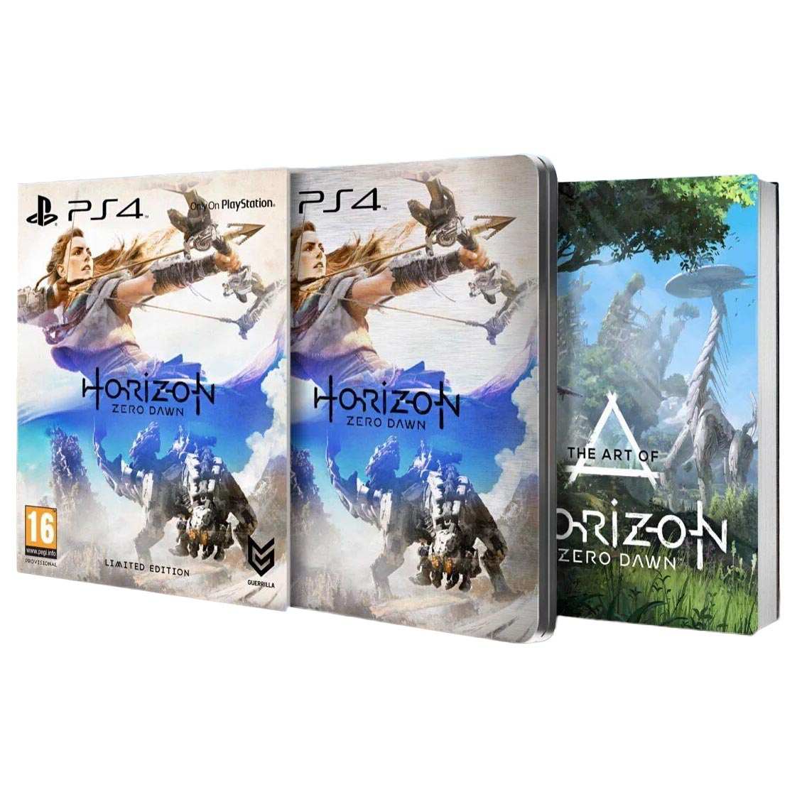 Horizon zero dawn limited edition ps előrendelés akciós