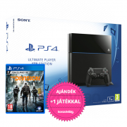 Playstation 4 (PS4) 1 TB + Tom Clancy's The Division PS4