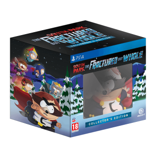 South Park The Fractured But Whole Collector's Edition PS4