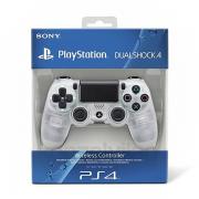 Sony Playstation 4 (PS4) Dualshock 4 Wireless Controller (Áttetsző) PS4