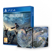 Final Fantasy XV Steelbook Edition PS4