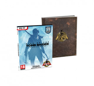 Rise of the Tomb Raider 20 Year Celebration Edition Artbook Edition PC