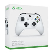 Xbox One Wireless Controller (White) XBOX ONE