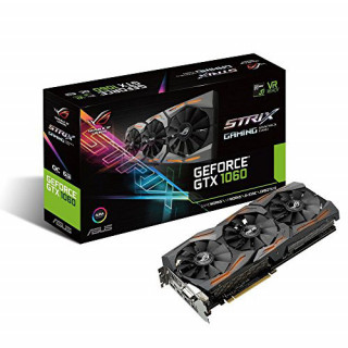 Asus ROG STRIX-GTX1060-O6G-GAMING PC