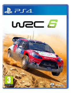 World Rally Championship 6 (WRC 6) PS4