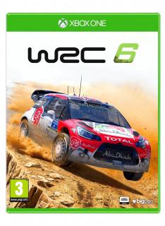World Rally Championship 6 (WRC 6) (használt) Xbox One