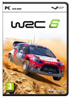 World Rally Championship 6 (WRC 6) PC