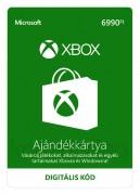 6990 forintos XBOX ajándékkártya (Letölthető) MULTI